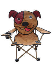 Folding Kids Chair - DOG