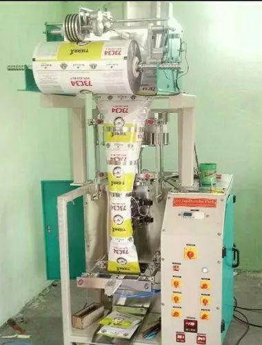 Sri jagdhmba pack Granule Packing Machine, Capacity: 1000-2000 Pouch Per Hour, 2-3 Hp