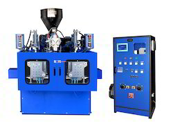 Double Color Blow Moulding Machine