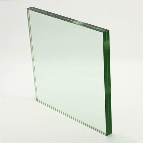 Transparent 51-100 Square Feet Toughened Glass, Shape: Flat