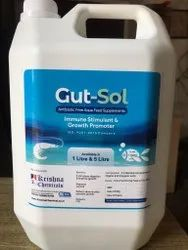 Gut-Sol (Growth Promoter And Immune Stimulant)