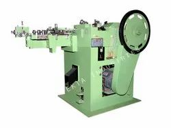 EKTA Brass NAIL MAKING MACHINE, 1-4 Inch, 3 Hp