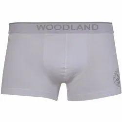 Woodland IWTF 002A Men's Plain Cotton Trunk
