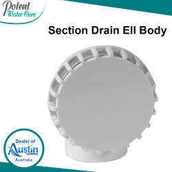 Section Drain Ell Body