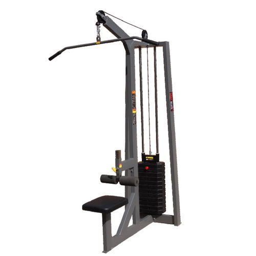 Body Steel Lat Pulldown Machine, for Gym