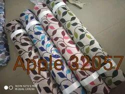 Printed Silk Curtains
