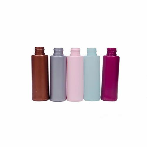 100 Ml HDPE Sleek Bottle