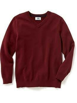 6118780b9999 Unisex Oswal Pullovers V Neck Casual Sweaters