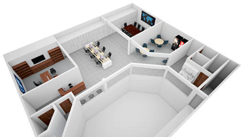 office layout design services  plant layout designing