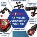 4 Wheel Ab Roller