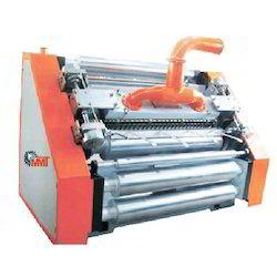 Vacuum Fingerless Single Facer Paper Corrugated Machine