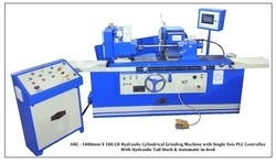 1000mm Cylindrical Grinding Machine - Single Axis PLC