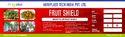 Fruit Shield Fruit Cover 8 Inch Diameter