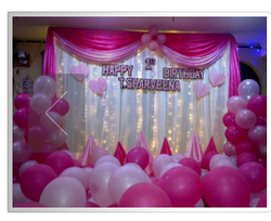 Birthdays Decorations Service
