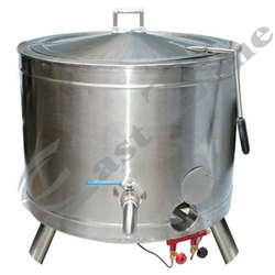Bulk Rice Cooker - LPG / Electric, For Industrial