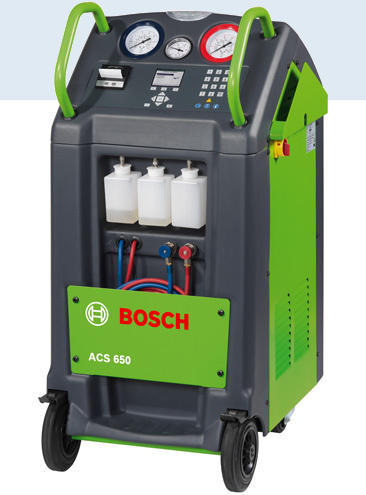 Ac Gas Charging Machine Bosch Automotive Rs 160000 Unit Id