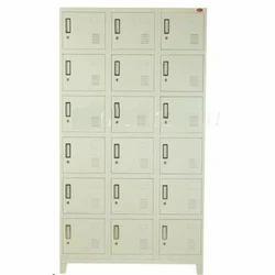 18 Doors Steel Personal Lockers