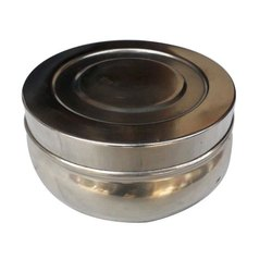 Stainless Steel Lunch Box, For Home