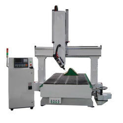 CNC Axis Wood Router Machine