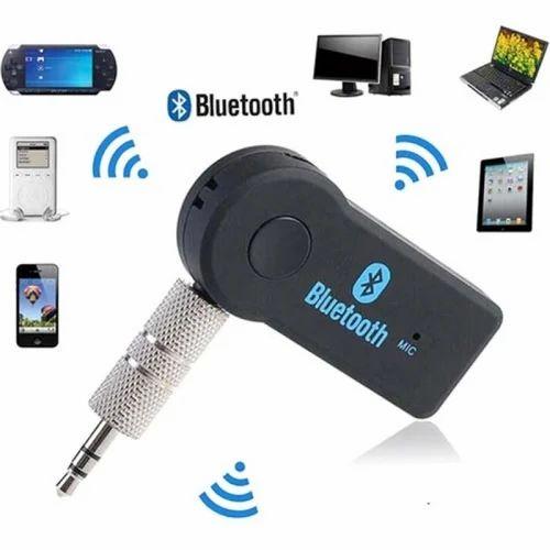 Car Bluetooth Wireless Bluetooth Receiver Adapter 3 5mm Aux Audio Receiver  Handsfree Mini Audio Rec