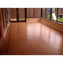 Indoor Laminated Wooden Flooring Service
