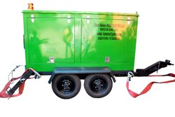 10 Ton Hydraulic Winch Machine