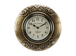 Ethnic Wall Clock
