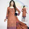 Karanchi Cotton Printed  Suit
