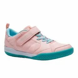 Perfly BS 160 Pink Girl Badminton Shoes
