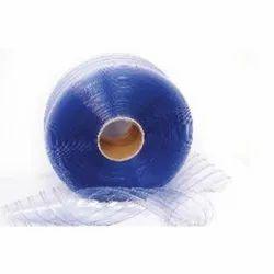 EPC1 DR33 Double Ribbed Transparent Blue