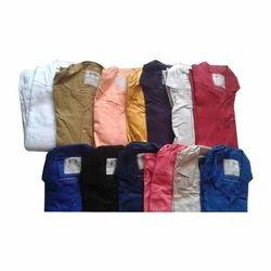 Mens Casual Wear Plain Shirt
