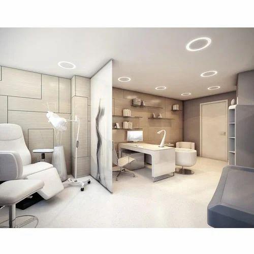 Clinic Interior Designing Services, क्लिनिक इंटीरियर
