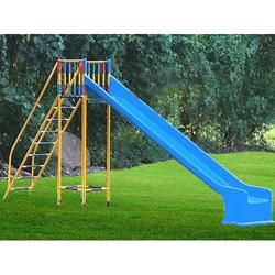 Outdoor FRP Playground Slide