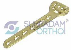 2.7/3.5mm LCP PERI-LOC Standard Volar Distal Radius Plate
