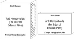 ANTI HEMORRHOIDS (PILES) CAPSULES AYURVEDIC HERBAL