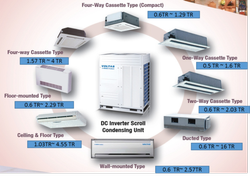 5 Star Voltas Ductble / VRF Air Conditioning System