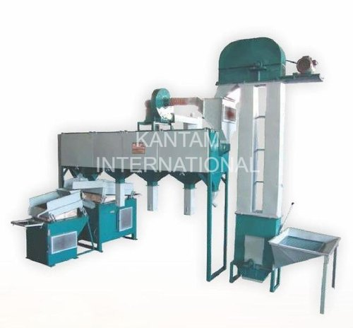 Grain & Seed Cleaning Machine