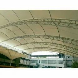 Outdoor PVC Tensile Structure