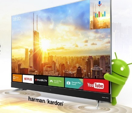 C2US UHD TCL Android TV - View Specifications & Details of Tcl Smart