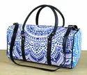 Printed Unisex Duffle Bag