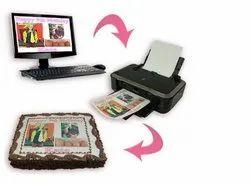 Cake Sugar Sheet Printer
