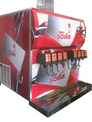 YVEC-8 Soda Shop Dispenser Machine
