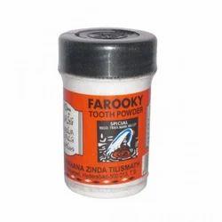 Farooky Tooth Powder 80gm