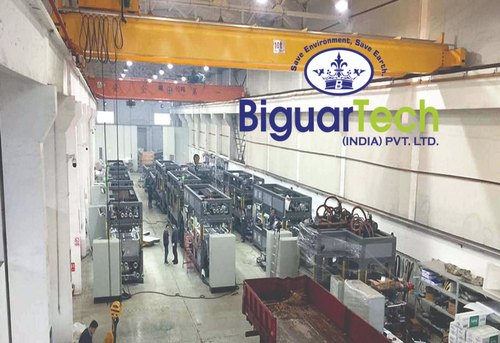 Fully Automatic Sugarcane Pulp Molding Machine