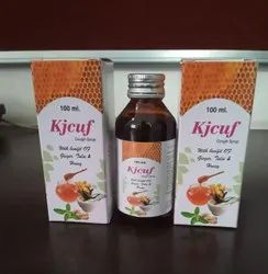 Plastic HONEY COGH TULSI SYP, For Cough, Packaging Size: 100 Ml
