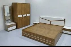 Maple Wood Compress Wood Bedroom Furniture, For Home