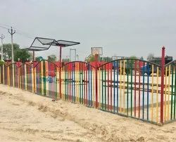 Panel Multicolor Railing, For Ralling