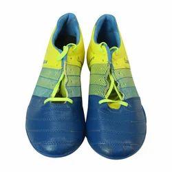 f6732214cb5643 Blue Black Graftex India Ultimate Nemeziz Football Shoes