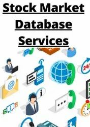 Stock Market Database Services