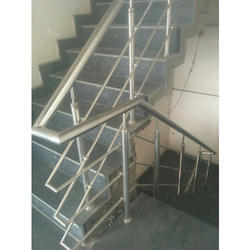 Iron Stairs Railing